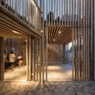Raleigh Campsite in China by Architectural Design Institute of South China University of Technology