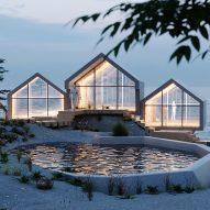 Jendretzki Design proposes Rat Island eco-retreat for New York City