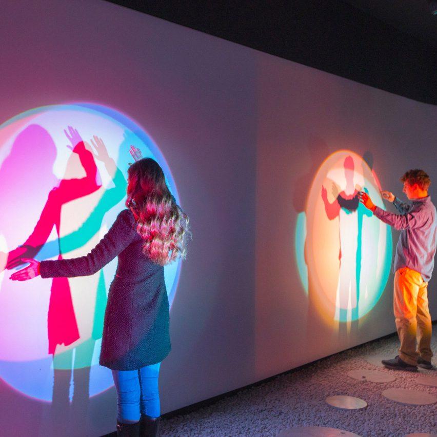 "Samsung's Resonance installation invites visitors to make art with ""everyday behaviours"""