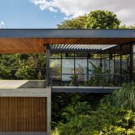 Perkins+Will incorporates biophilic design principles into Ribeirão Preto Residence in Brazil