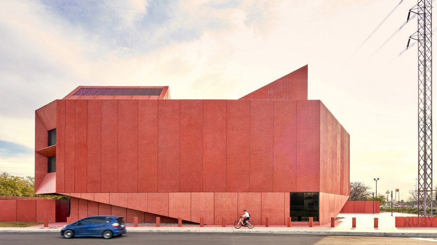 Ruby City by David Adjaye