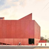 David Adjaye completes Ruby City art centre in Texas