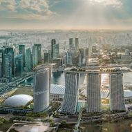 Safdie Architects to add fourth tower to Marina Bay Sands resort in Singapore