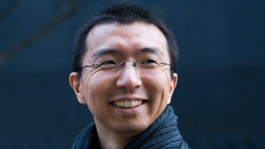Portrait of Sou Fujimoto by David Vintiner