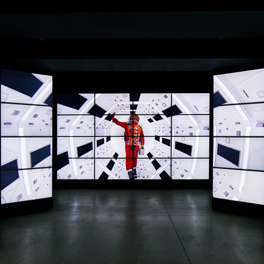"""Stanley Kubrick showed """"what the future might look like"""" says Deyan Sudjic"""