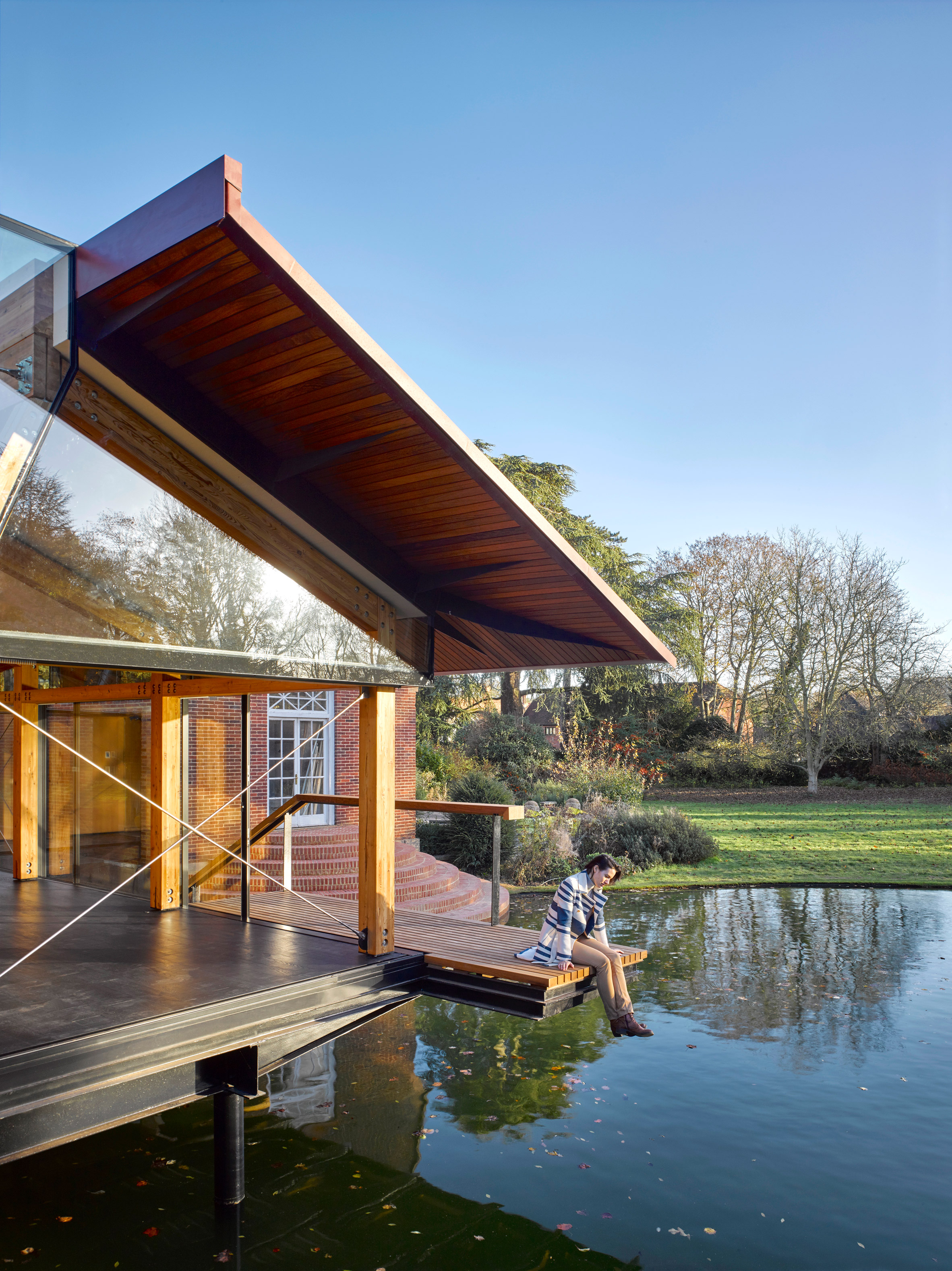 Stepping Stone House by Hamish & Lyon