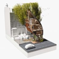 Matthew Chamberlain proposes Street Tree Pods to alleviate London's housing crisis