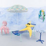 "Superpoly creates whimsical furniture collection ""tinged with sunshine"""