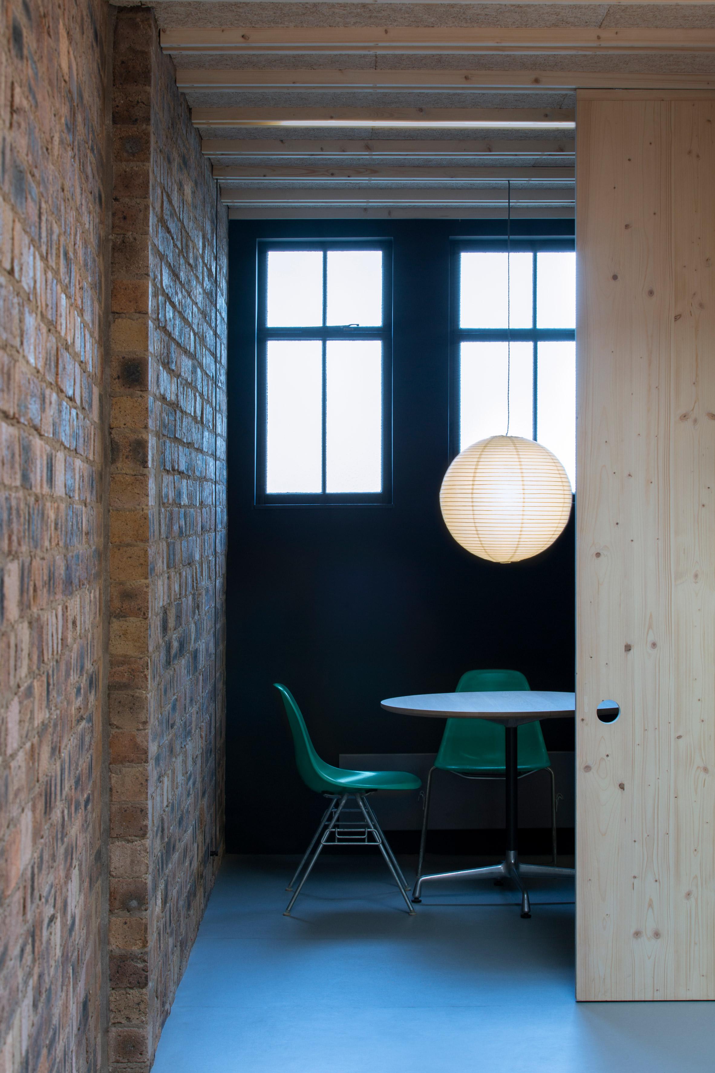 Sutherland & Co.'s self-designed studio