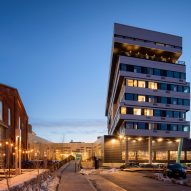 The Source Hotel by Dynia Architects