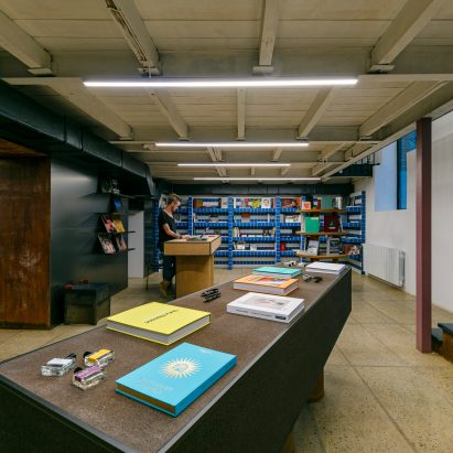 Lado Lomitashvili Creates Cultural Hub In Tbilisi With They Said Books Shop