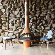 Timber Cove Resort occupies mid-century A-frame building on Sonoma's coast