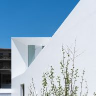 Topological Folding House by Takashi Yamaguchi & associates