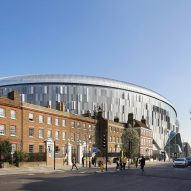 Tottenham Hotspur Stadium in London by Populous