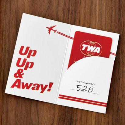 Pentagram designs Flight Center Gothic typeface for New York's new TWA Hotel