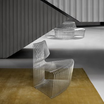 Pantanova chair by Verner Panton for Montana