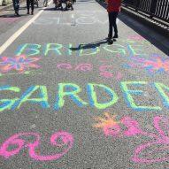 """""""Waterloo Garden Bridge is better than the Garden Bridge"""""""