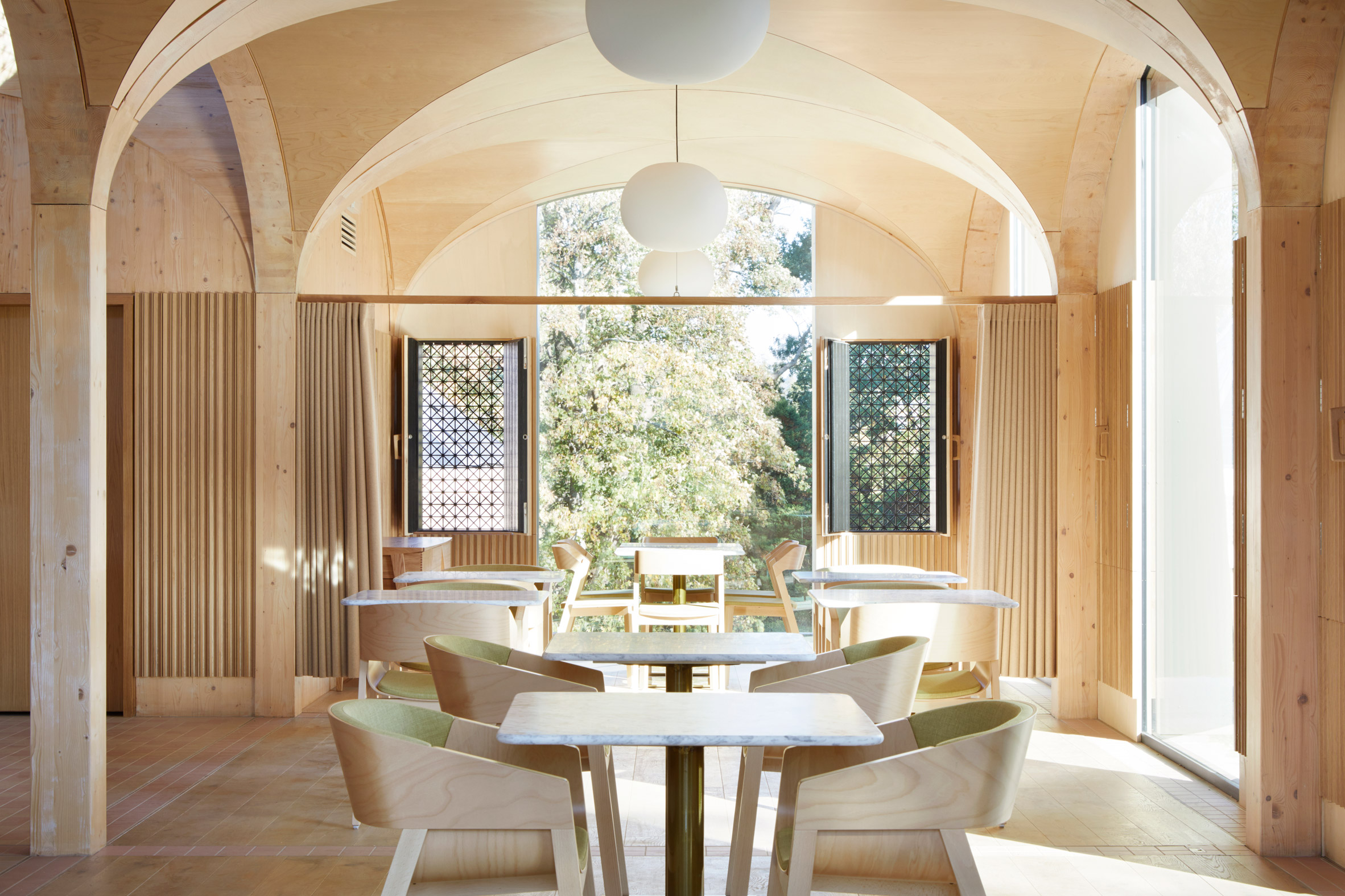 Wildernesse House restaurant by Morris + Company