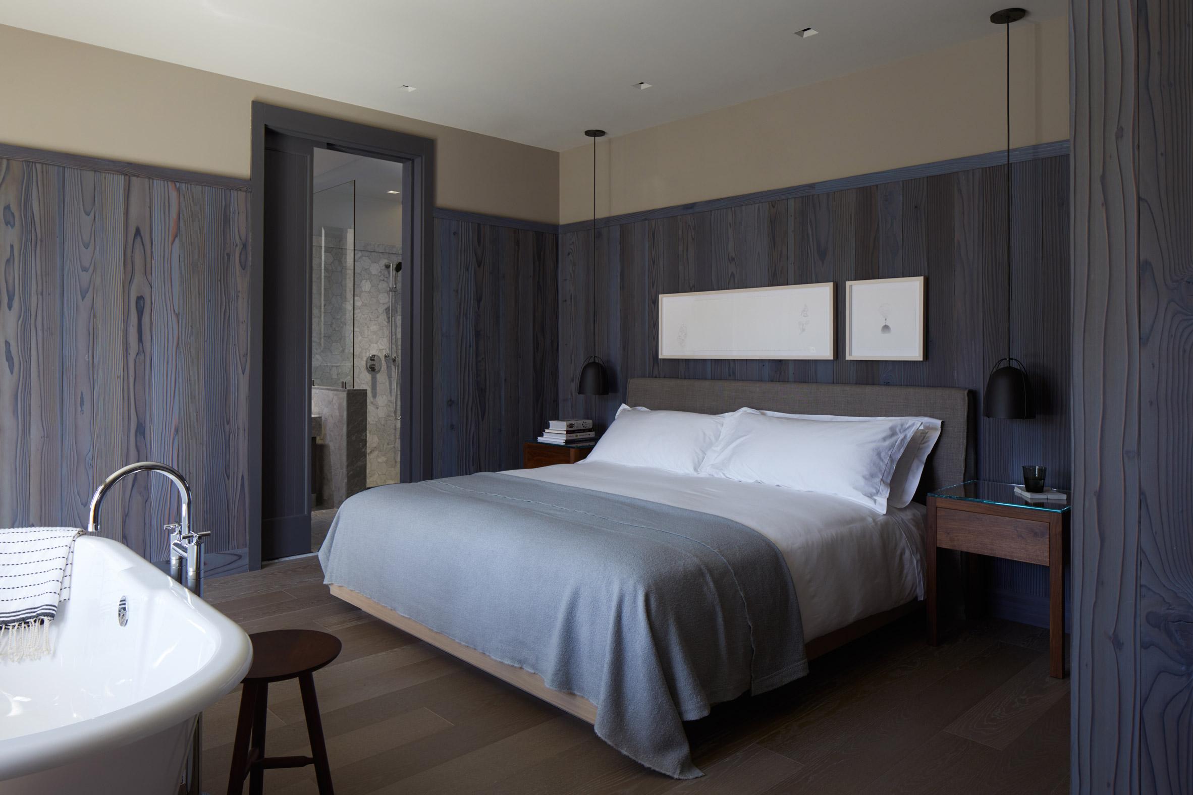 Las Alcobas hotel in Napa Valley by Yabu Pushelberg