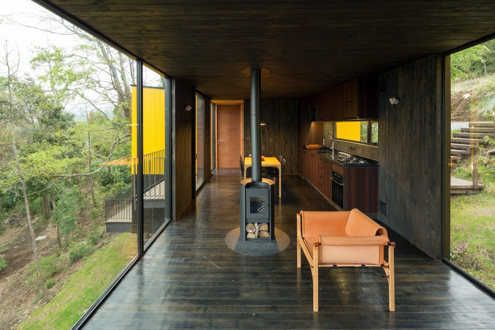 Yellow House by Alejandro Soffia