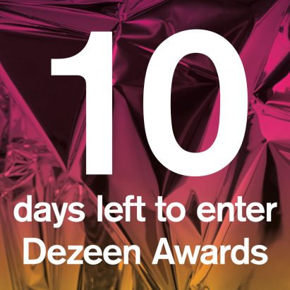 "Enter Dezeen Awards ""if you dream of building tomorrow"" says Philippe Starck"