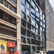 121 East 22nd Street by OMA