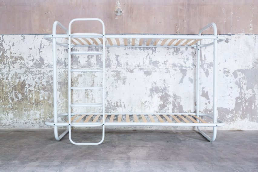 Bed and Bunker furniture Remko Verhaagen