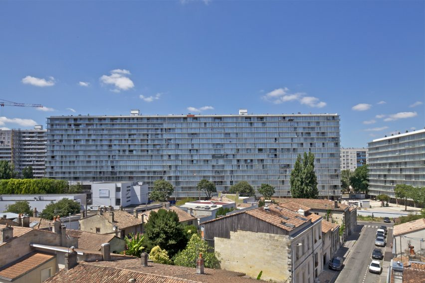 EU Mies Award 2019 winner Transformation of 530 dwellings, by Frédéric Druot Architecture, Lacaton & Vassal Architectes and Christophe Hutin Architecture