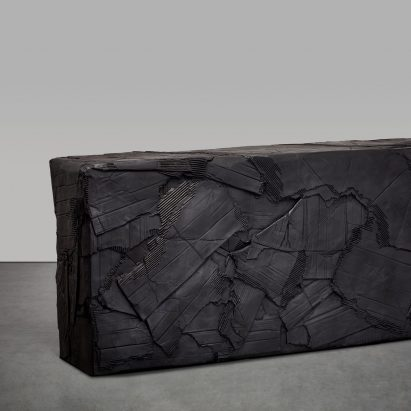 Fredrikson Stallard Reformations cardboard furniture David Gill Gallery