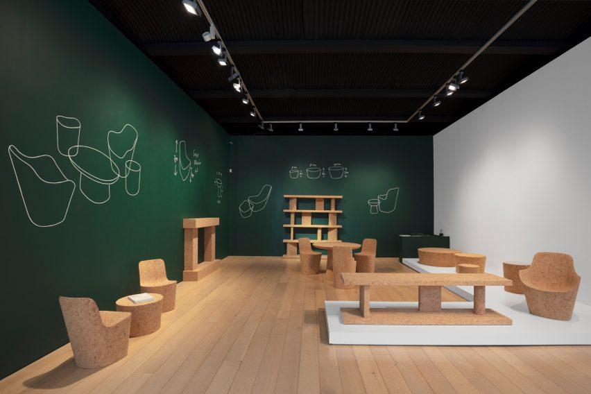 Jasper Morrison Corks furniture New York