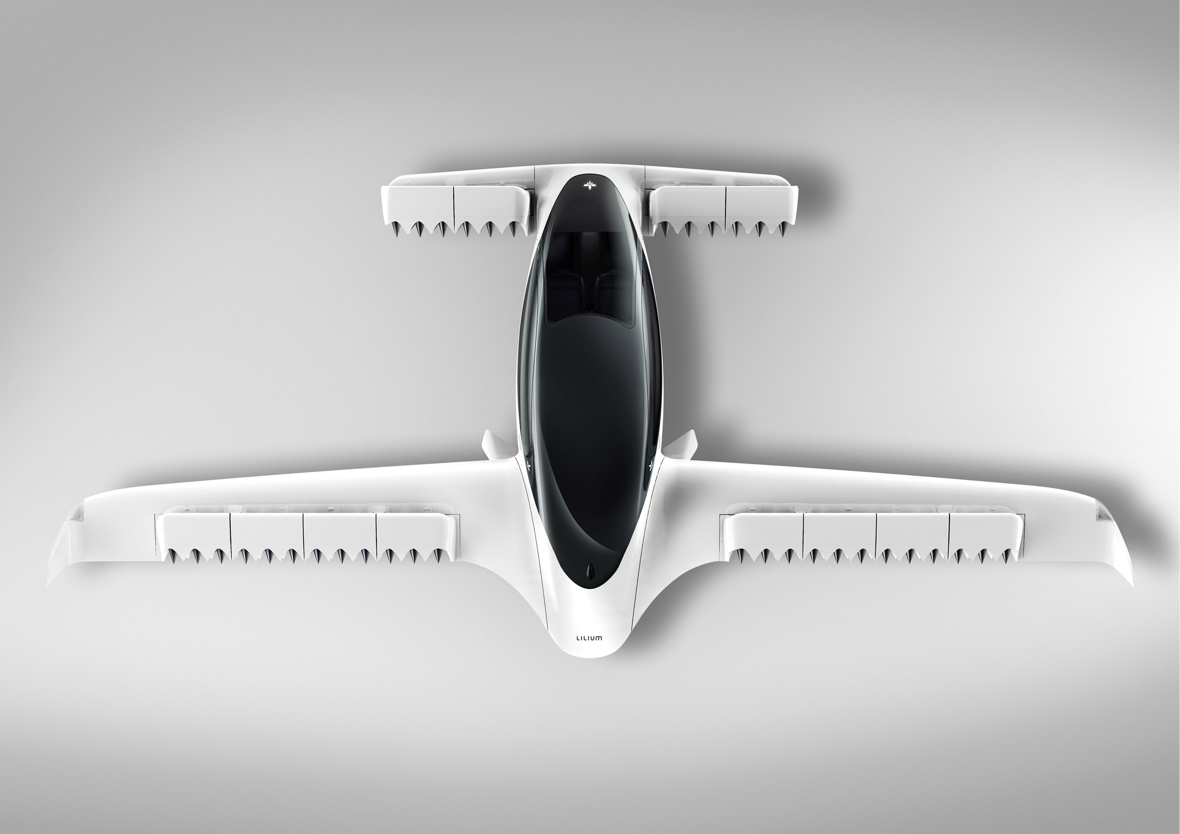 Lilium Jet all-electric air taxi prototype
