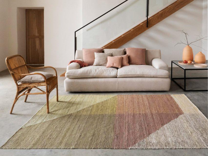 Nanimarquina Capas 3 rug competition