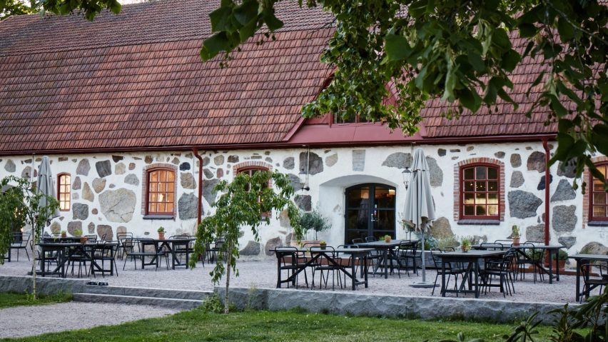 Wanas hotel and restaurant Sweden