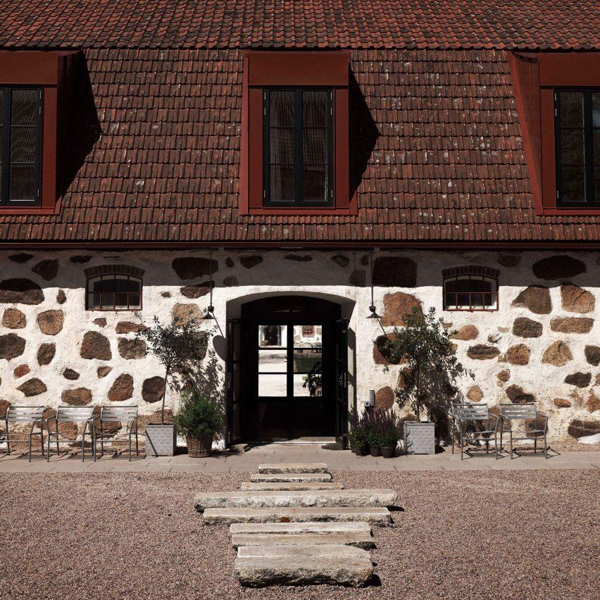 Wanas hotel and restaurant Sweden