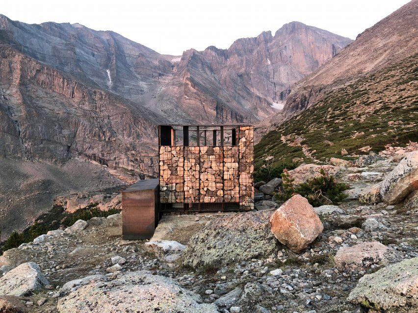AIA Small Projects 2019, Backyard Privies
