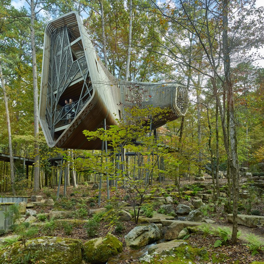 AIA Small Projects 2019, Evans Treehouse