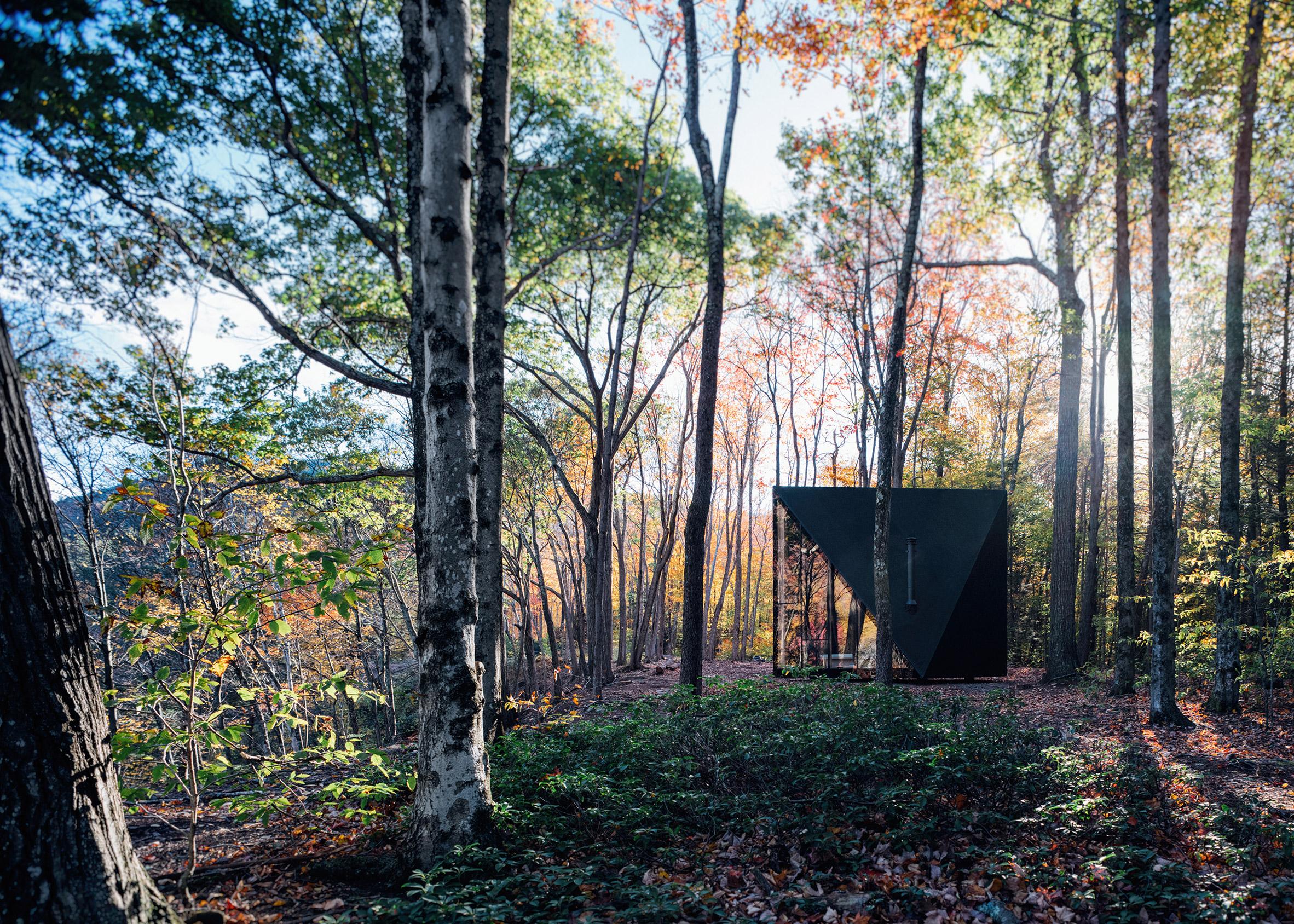 Klein A45, Catskill Mountains, New York by Bjarke Ingels Group
