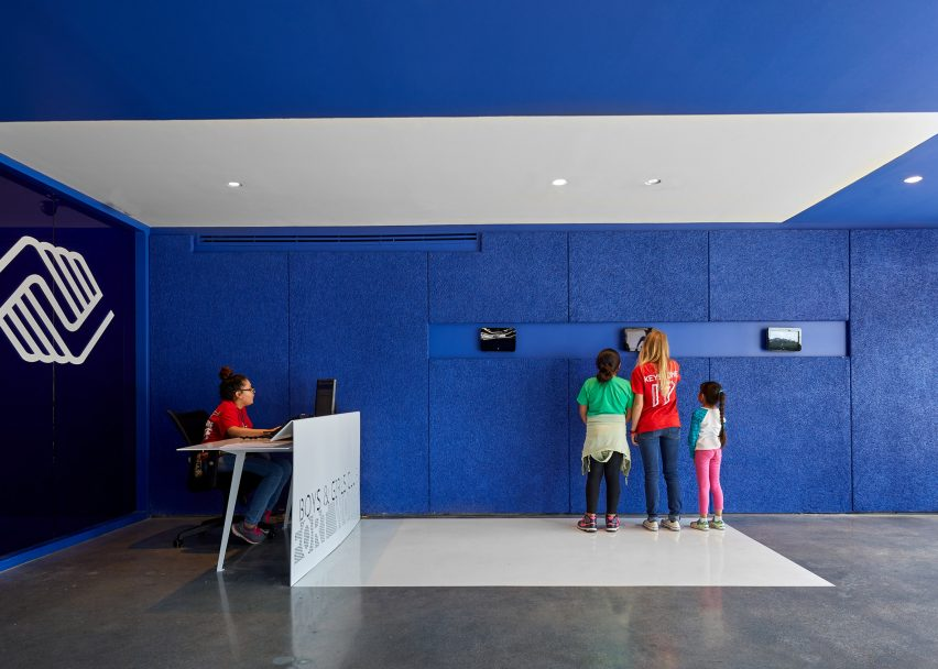 Northside Boys and Girls Club, Fort Worth, Texas by Ibanez Shaw Architecture