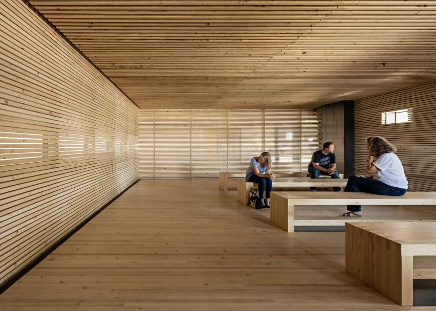 Prayer Space Redemption Gilbert, Gilbert, Arizona by Debartolo Architects