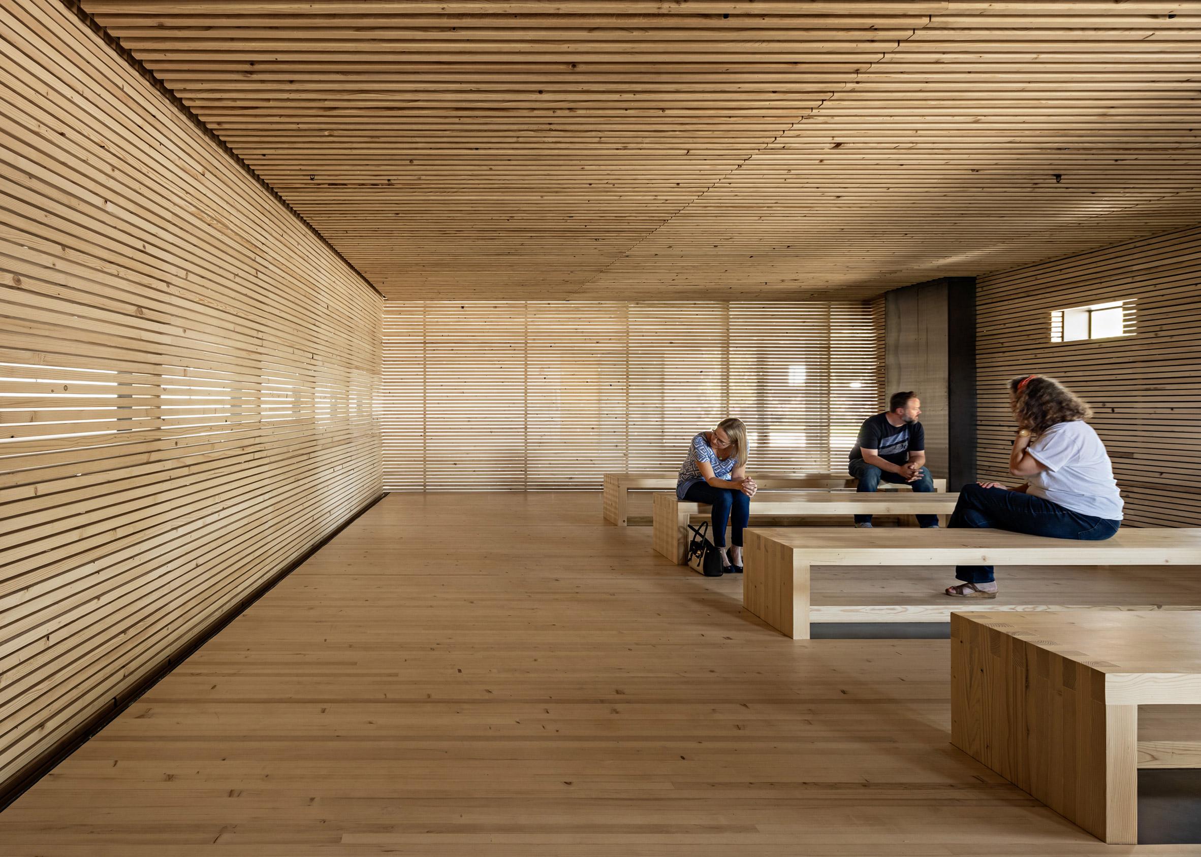 Prayer Space Redemption Gilbert, Gilbert, Arizona by Debartolo Architects