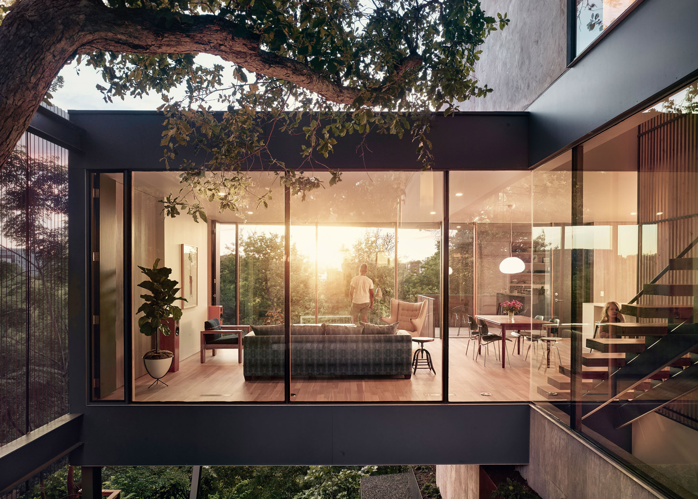 South 5th Residence, Austin, Texas by Alterstudio Architecture