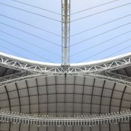Al Wakrah Stadium for the 2022 World Cup in Qatar by Zaha Hadid Architects