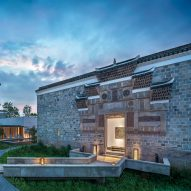 "Amanyangyun resort by Kerry Hill Architects designed to be ""a living museum"""