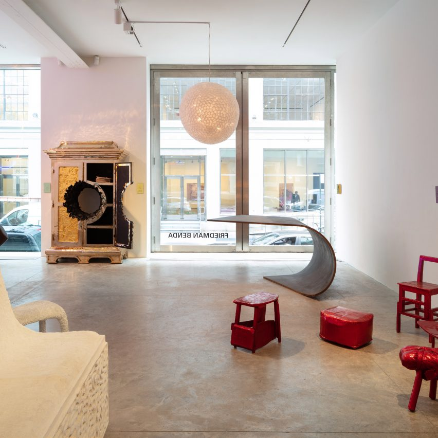 An Accelerated Culture at New York's Friedman Benda