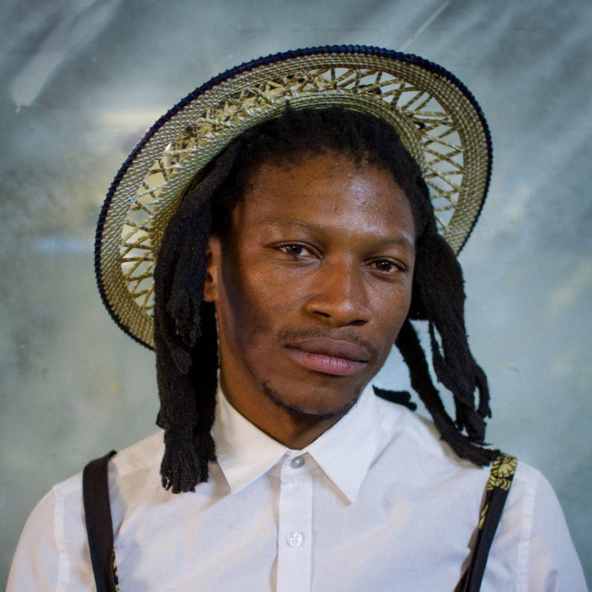 South African designer Atang Tshikare