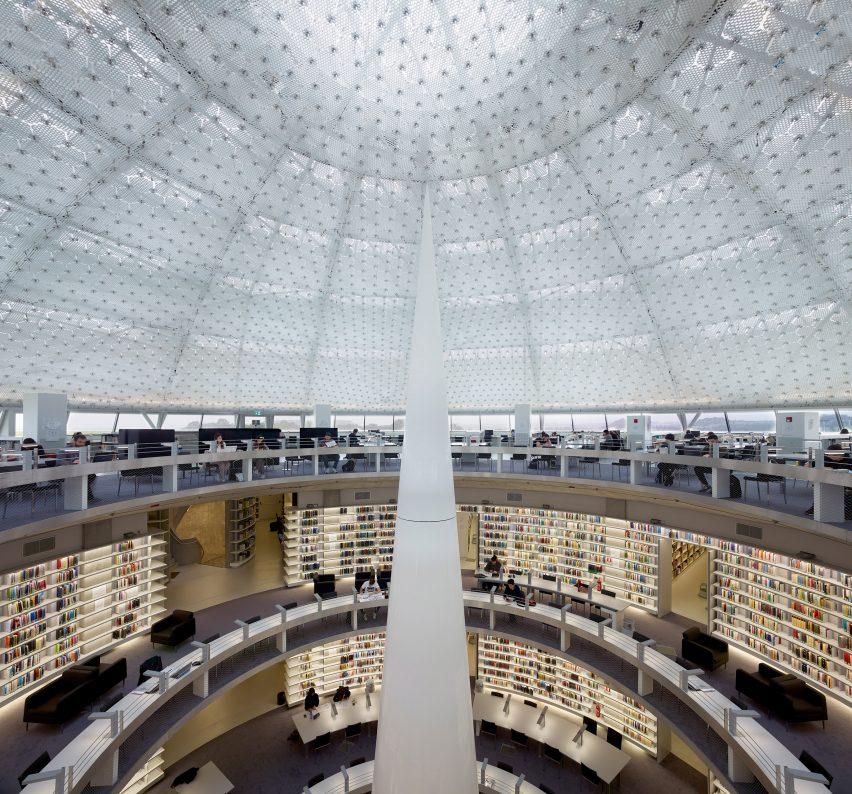 Βιβλιοθήκη του Πανεπιστημίου Κύπρου