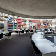 Stelios Ioannou Learning Resource Centreat the University of Cyprus in Nicosia by Atelier Jean Nouvel
