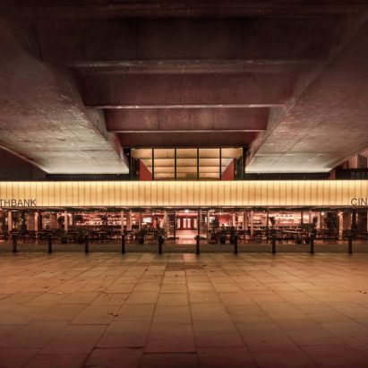 New entrance for BFI Southbank by Carmody Groarke