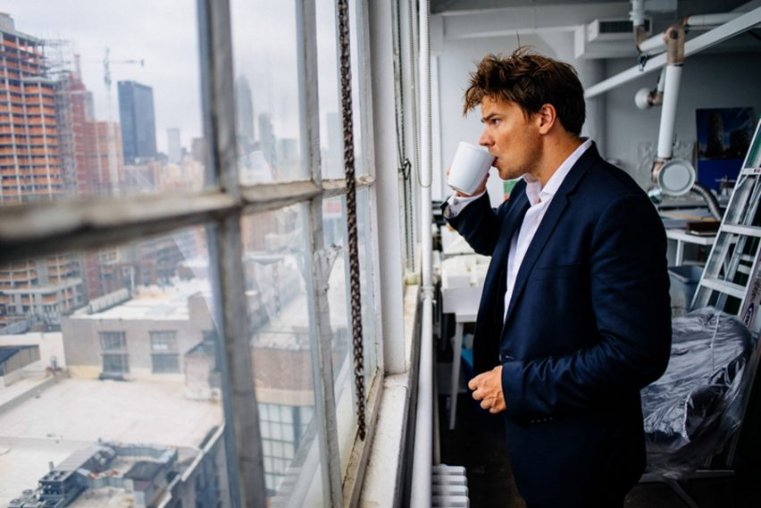 Bjarke Ingels podcast – Time Sensitive