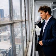 "Bjarke Ingels says a style is ""like a straitjacket"""